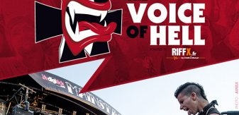 Redemption, grand gagnant du tremplin The Voice Of Hell powered By RIFFX !