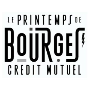 Logo officiel Printemps de Bourges Crédit Mutuel
