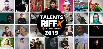 Les Révélations RIFFX 2019 : découvrez nos 23 jeunes talents