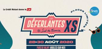 Les Déferlantes XS Sud de France – ANNULÉ
