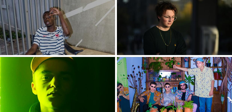 4 révélations RIFFX sélectionnés par We Love Green