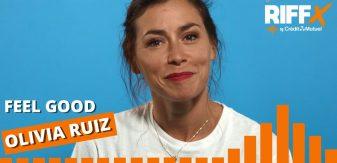 RIFFX.Hebdo : Feel good avec Olivia Ruiz