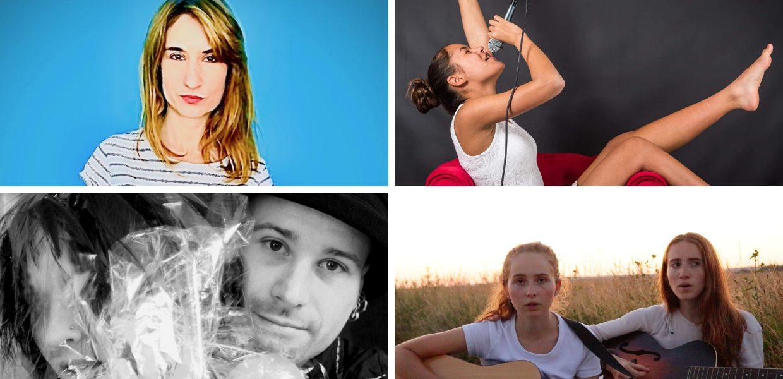 Les coups de cœur RIFFX du mois (octobre) : Adella Bacall, Marina Diem's, NAcoub et Onest