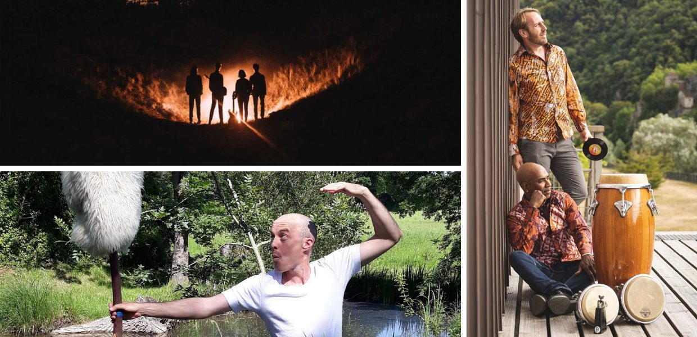 Les coups de cœur RIFFX du mois (septembre) : Ali Veejay, Black Voices Combo et The Blondy Sheep