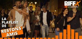 RIFFX.Hebdo : La playlist de « Restons Amis », les anciens de la Star Ac'4
