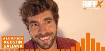 À LA MAISON Ep.41 : interview d'Agustín Galiana