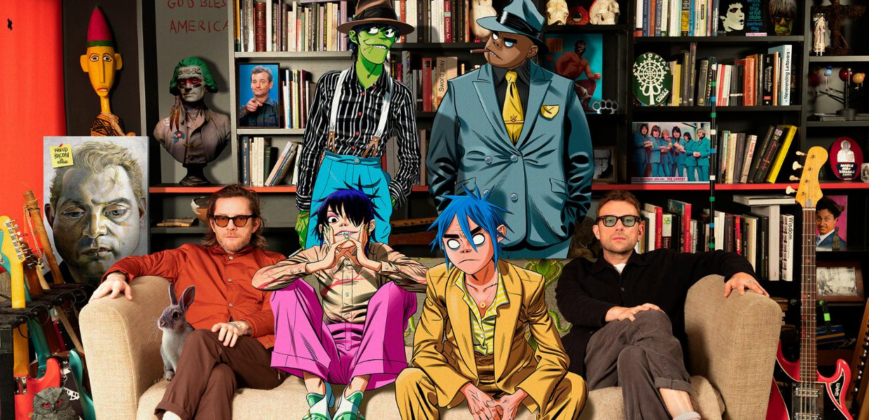 We Love Green : Gorillaz en concert unique à Paris pour les 10 ans du festival