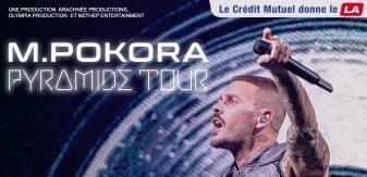 Concert Live Stream – M Pokora