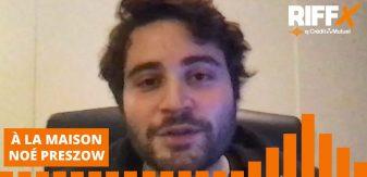 À LA MAISON Ep.49 : interview de Noé Preszow