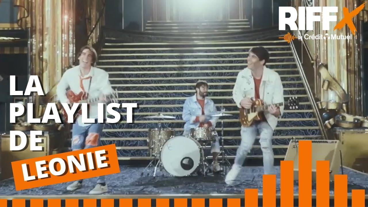 RIFFX.Hebdo : La Playlist de Leonie
