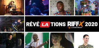 Révélations RIFFX 2020 : découvrez nos 9 jeunes talents