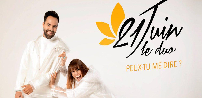 Eurovision 2021 : 21 Juin le duo en lice pour représenter la France