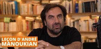 André Manoukian et logo RIFFX