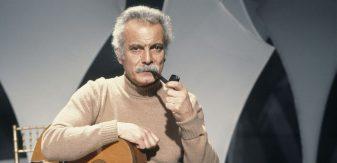 Brassens a 100 ans : La playlist RIFFX pour le centenaire de l'artiste
