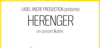 «Dreamer Faux Rêveur» Concert illustré